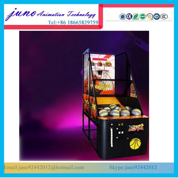 street basketball game machine amusement console from Panyu(China (Mainland))