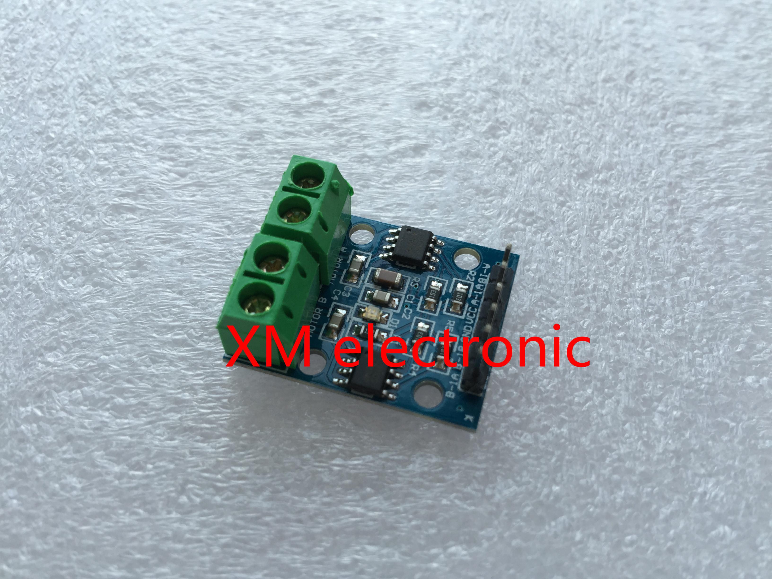 10pcs/lot L9110S DC Stepper Motor Driver Board H Bridge for Arduino Free Shipping Dropshipping(China (Mainland))
