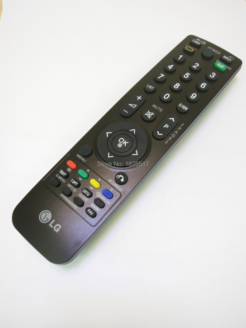 how to connect remote control to lg tv