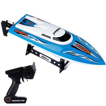 UDI 002 2.4G High Speed Remote Control RC Boat With Water Cooling System Brushed Motor Steering Sensitivity And Capsize Recovery