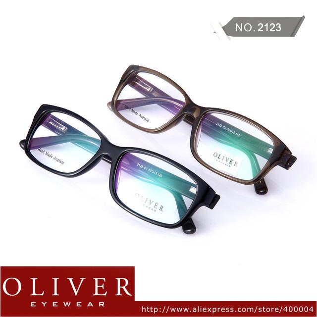 Wholesales!2013 Retro Frame Optical Frame Unisex  Eyewear Frames For Men 2123 Free Shipping!