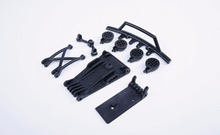 Buy Rovan RC CAR parts 1/5 scale gas rc baja new products Plastic 5T Front Bumper kits 85265 for $16.80 in AliExpress store