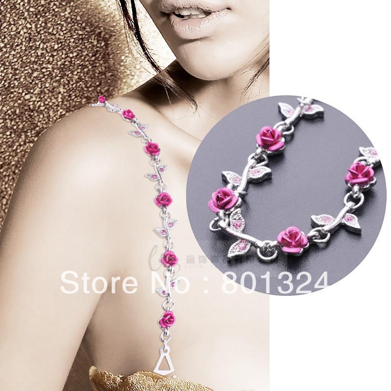 Free Shipping New Lot Fashion Sexy Lady's Crystal Rhinestone BRA Straps Sets /Diamond bra band /The Lingerie straps bra band(China (Mainland))