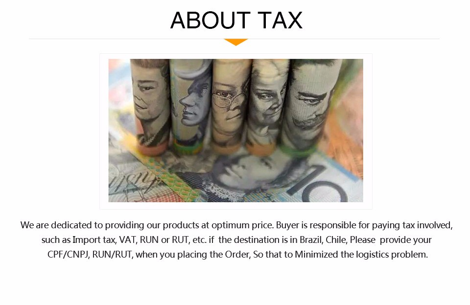 about tax