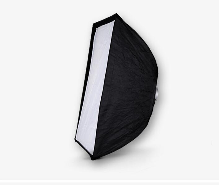 Nicefoto K70*100cm Umbrella Frame Photo Studio Square Softbox Soft Box For All Strobe Flash Lighting(China (Mainland))