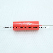 Buy Free 10PCS Audiophiler MKP 1UF 400V audio grade AXIAL capacitor tube guitar amps for $7.70 in AliExpress store