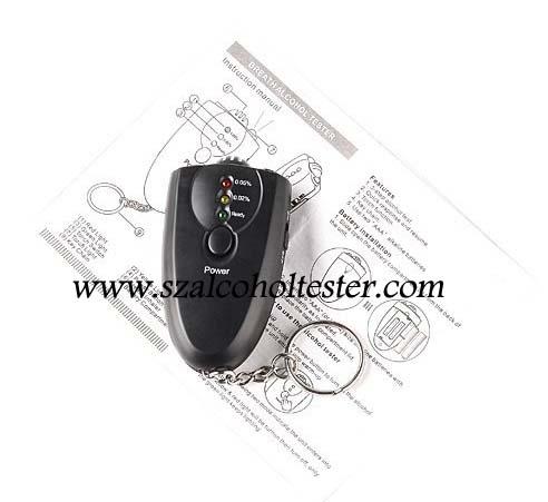 6360 LED Breath Alcohol Tester/alcohol tester/alkohol tester/car-detector/alcohol/breathalyzer/alcoholmeter/alcoholimetro(China (Mainland))