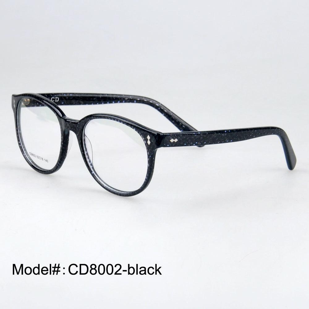 Glasses Frames Rx Optical : CD8002 Italian high quality retro full rim eyeglasses ...