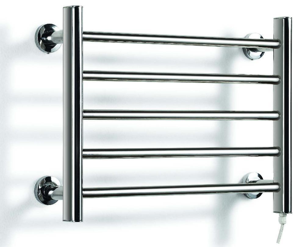 Heated Towel Rail Holder, Bathroom Accessories Towel Rack, Stainless Steel Electric Towel Warmer, Towel Dryer & Heater Banheiro(China (Mainland))