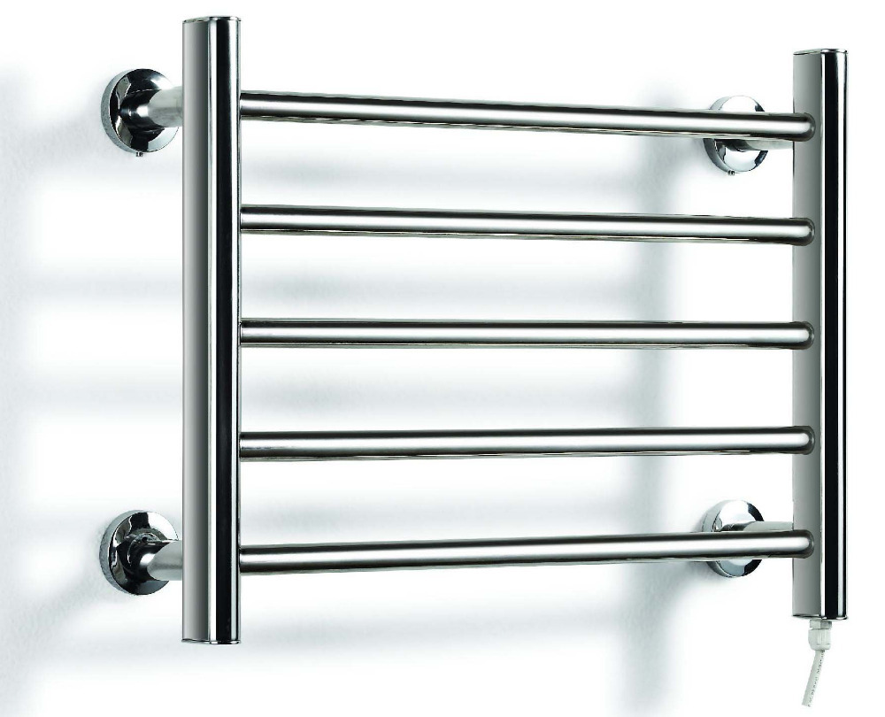 Heated towel rack reviews online shopping heated towel for Handtuchhalter wand edelstahl