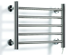 Heated Towel Rail for the Bathroom – Stainless Steel