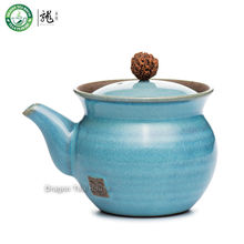 Buy Dragon Ball Sea Green Ceramic Chinese Kungfu Tea Teapot Filter 250ml 8.45oz for $33.24 in AliExpress store