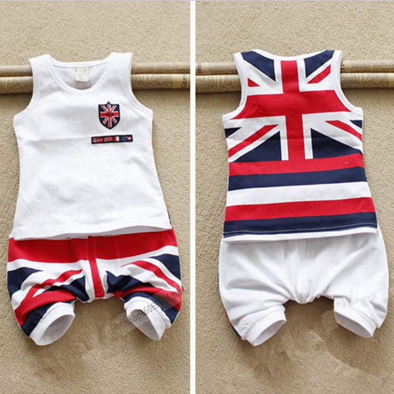 kids baby boy clothing sets brand sport for summer 2015 ...