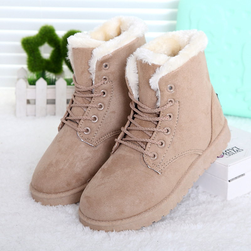 Botas femininas women boots 2015 new arrival women winter ...
