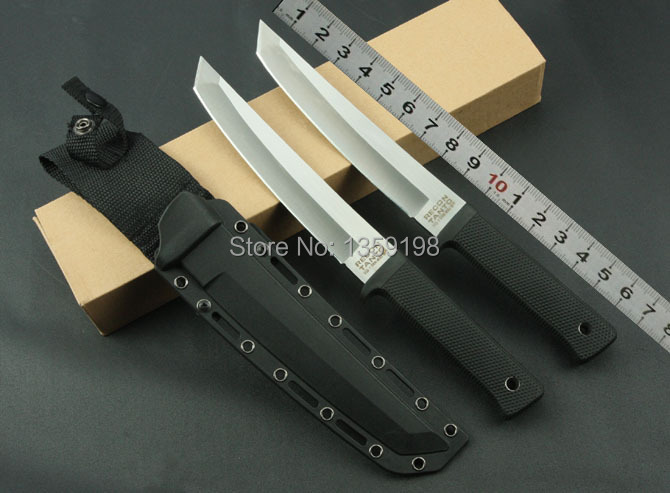 aliexpress buy free shipping cold steel recon tanto 13rtk knife d2 blade with