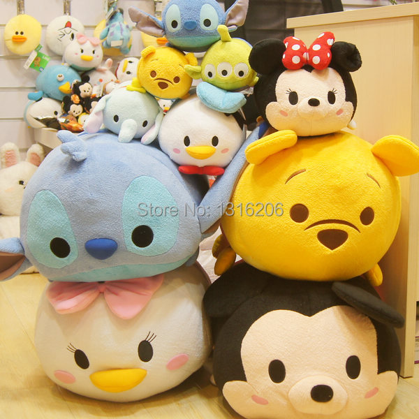 tsum tsum how to get big tsum
