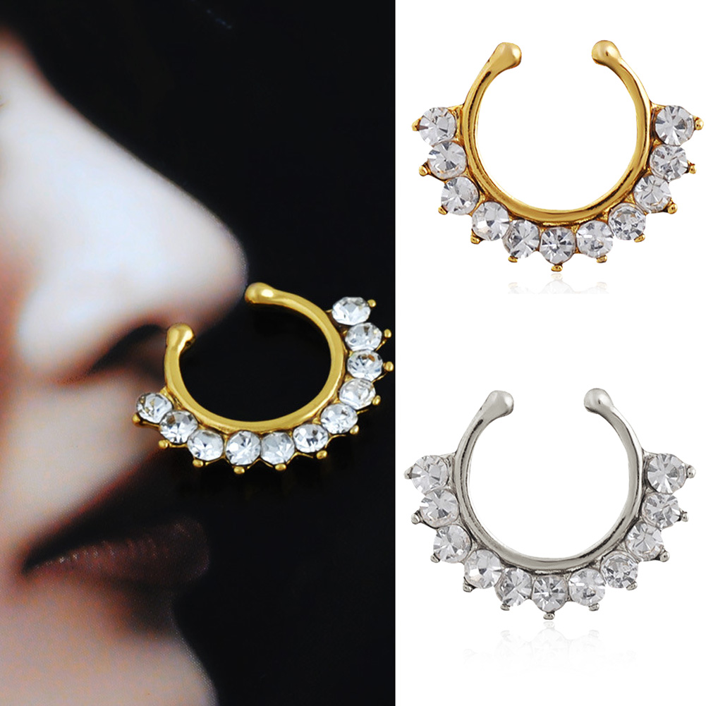 get cheap l shaped nose rings aliexpress