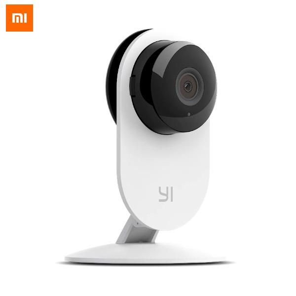 100% Original xiaomi 720P IP Camera Xiaomi YI Small ants security Wifi Wireless camera ip ir Night Vision Home Security Webcam(China (Mainland))