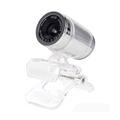 White Desktop USB 12 0M Pixels High Definition Webcam Computer Camera w MIC for PC Laptop