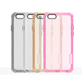 Nillkin Crashproof hard soft TPU Case flexible transparent back cover case for iPhone 6S 6