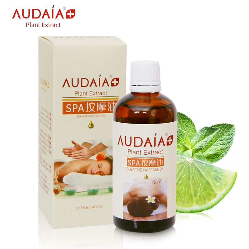 AUDALA Whole Body Massage Oil Skin Care SPA Body Care Scraping Oil Face Care Essential Oils Ageless Beauty Miracle Glow