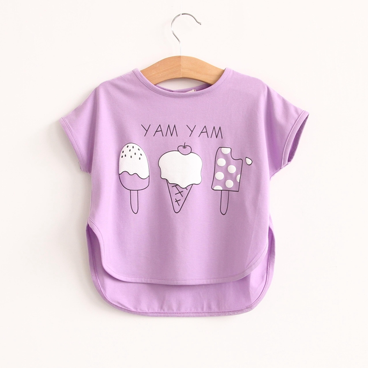Free shipping summer hot sale 2016 child clothing baby for Newborn girl t shirts