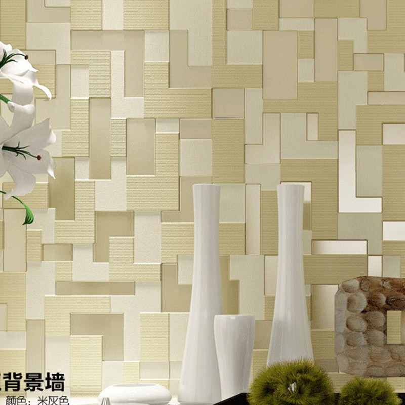 3d textured wall tiles reviews online shopping 3d for Designer wallpaper mural