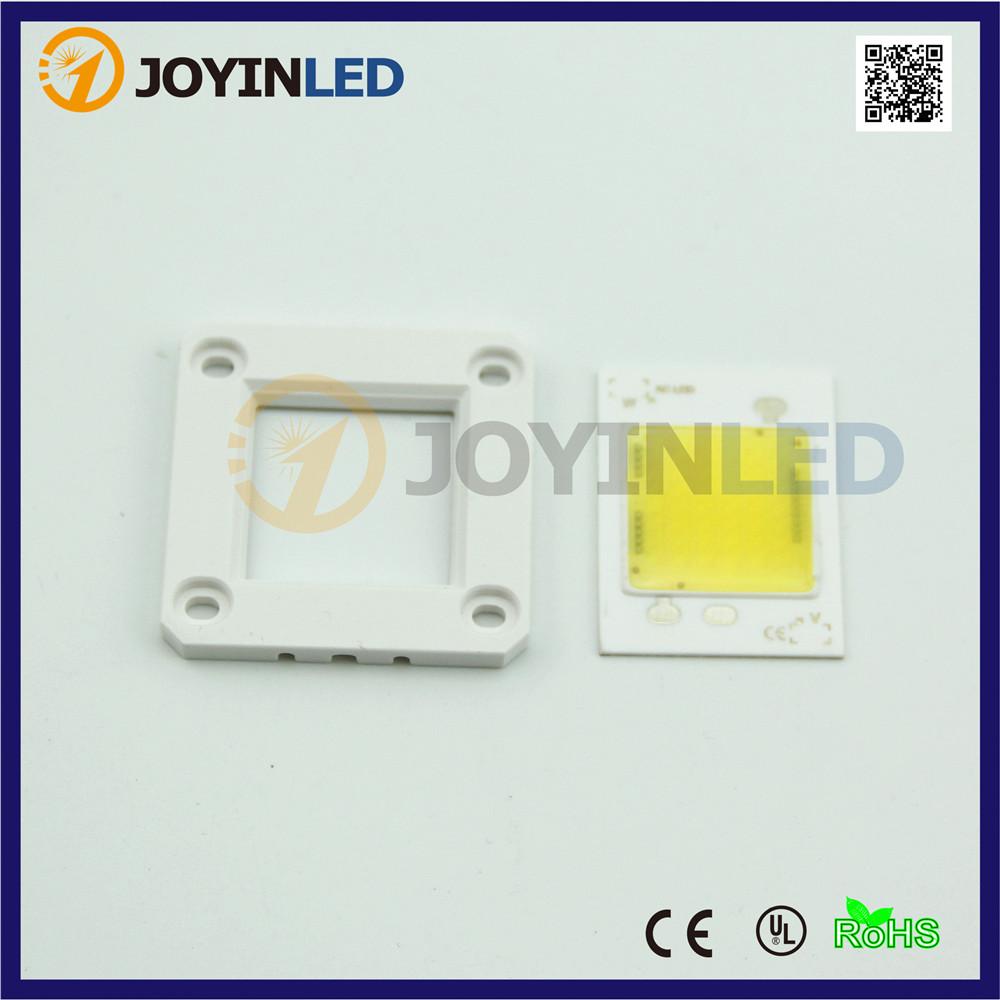 IC integrated Driverless LED COB chip 12000K 30w AC led module(China (Mainland))