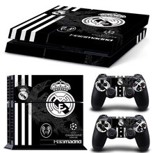 Vinyl PS4 Sticker For Sony Playstation 4 Controller Buttons Sticker For PS4 Skin For Champions League Pattern