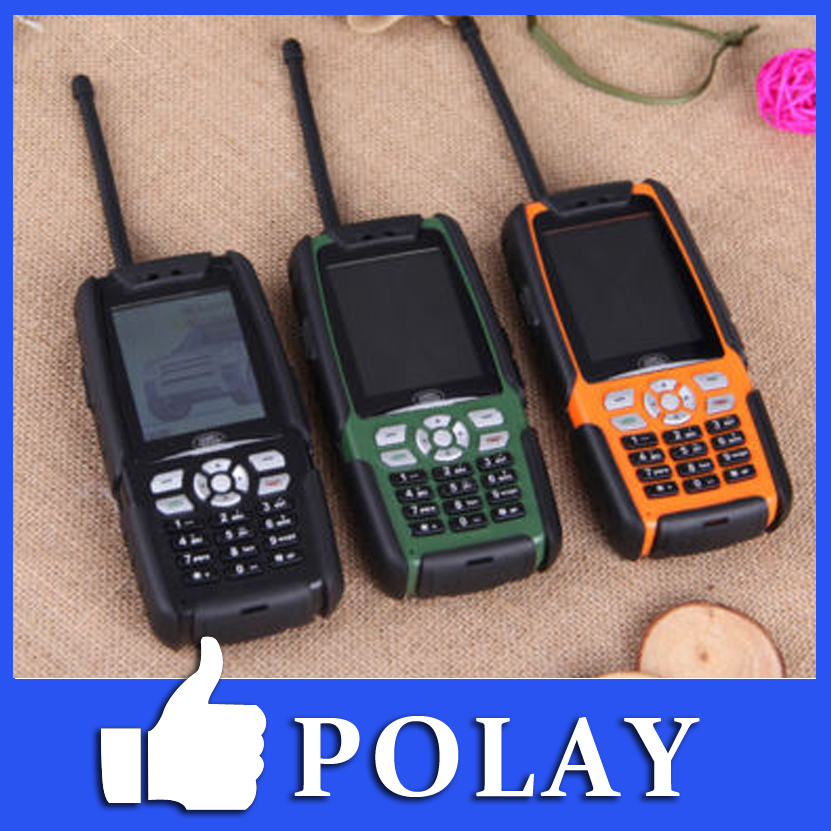 L8 IP67 Waterproof Shockproof TV cellphone walky talky mobile phone TV Bluetooth GSM Camera Dual Sim 3800mAH LT11(China (Mainland))