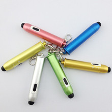 Capacitive Touch Screen Pen+Bluetooth Photograph for Android cellphon Rainbow(China (Mainland))