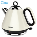 Household 1 7L Midea electric kettle Thermos water kettles Rapid boiling and anti dry Stainless steel