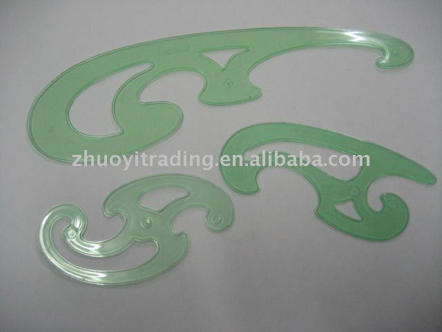 361 french curve ,   drawing ruler ,   Wholesale and retail(China (Mainland))