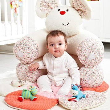 10pcs/lot Wholesale - ELC Blossom Farm Nibbles Mouse Sit Me Up Cosy BABY & TODDLER