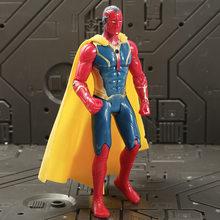 Novos vingadores 3 infinito guerra filme anime super heróis capitão américa ironman spiderman hulk thor super-herói figura de ação brinquedos(China)
