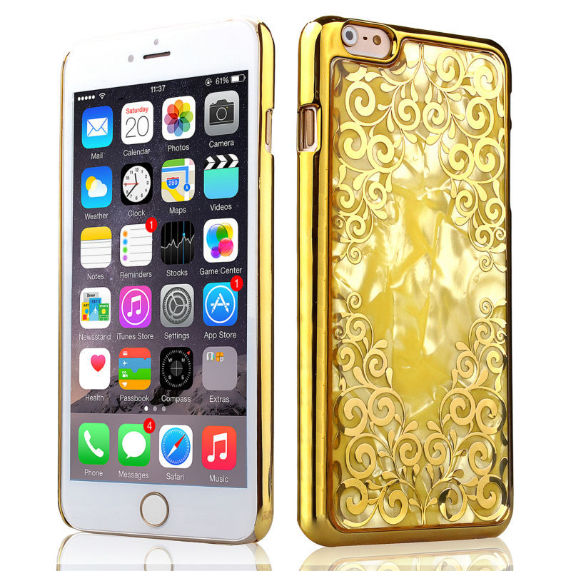 iphone 6 Fashion Rubberized Plastic Hard Case Apple Iphone case 4.7 inch Back Cover Skin Protective Phone Cases - CAMIRON store