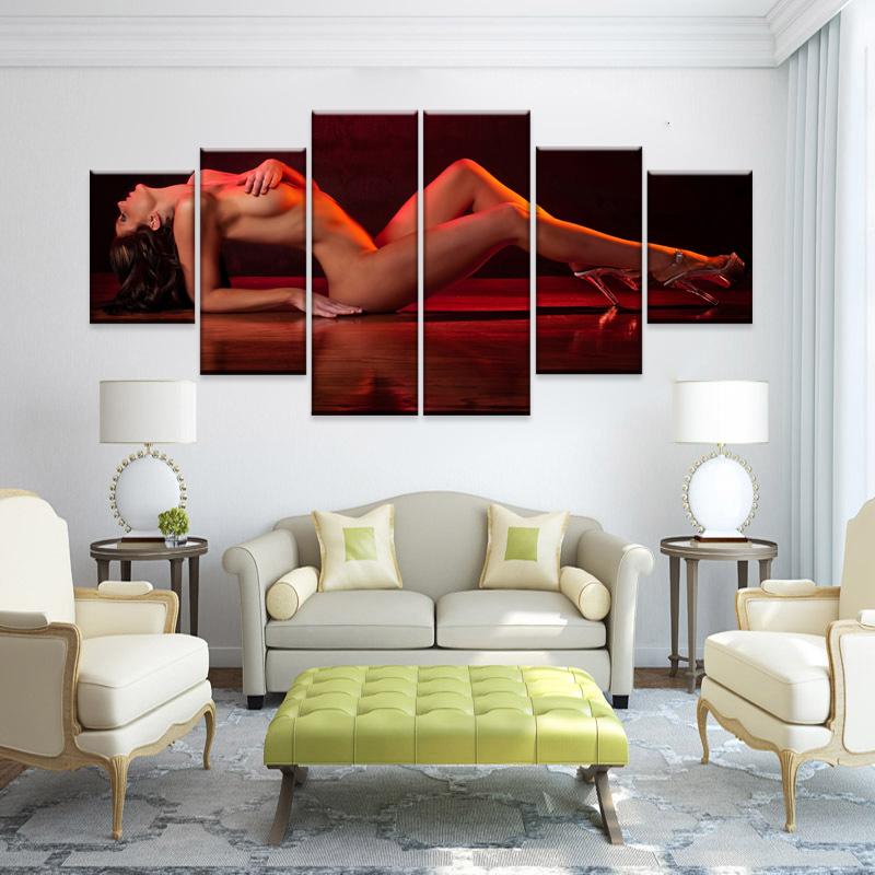 Contemporary Paintings For Living Room - Kaisoca.Com