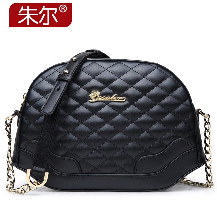 Фотография 2015 Fashion Famous Brand Women Shoulder Bag Zooler High Quality Genuine Leather Women Handbag Women Plaid Zipper Messenger Bags