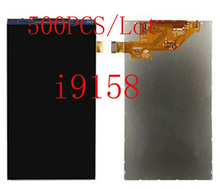 (SS2i9158500DHL)(Warranty 6 Months)(500PCS/Lot DHL EMS Free)100% Top Quality Guarantee for Samsung i9158 LCD Screen Display(China (Mainland))