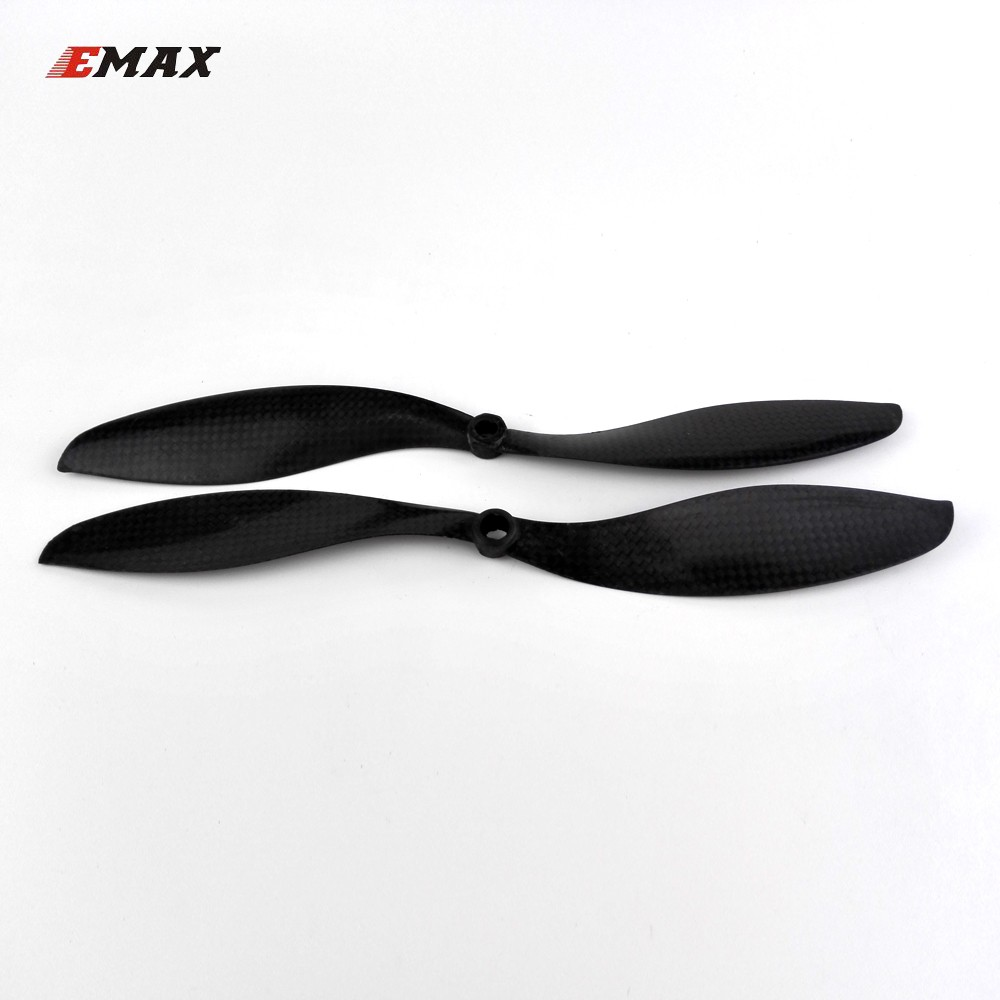2pair propeller 1047 EMAX DJI carbon fiber CW/CCW props 10 x 4.7 inch for uav quadcopter multi axis copter drone parts
