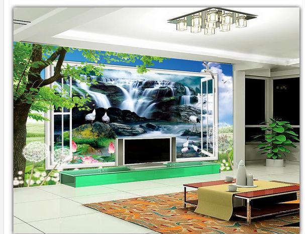 all about amazoncom scenery wallpaper murals wall stickers