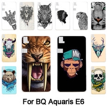 Buy BQ Aquaris E6 Case Hard Plastic Cellphone Case Protective Cover Housing Mobile Phone Shell Skin Mask Free for $1.44 in AliExpress store