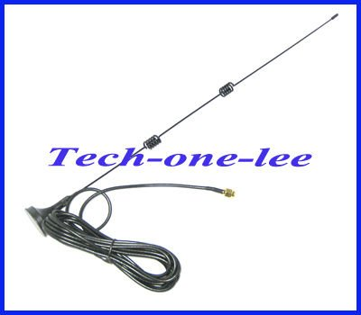 3G 12dbi External Antenna With Magnetic Base SMA male connector 1920-2100 Mhz RG174 3M For B932 B933 B970 E960 E968(China (Mainland))