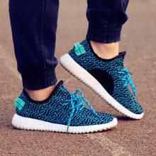 Original Breathable Fashion Men's Shoes Walking Luxury Comfortable Casual Zapatillas Trainer Zapatillas Hombre Yeezy Moccasins