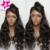 Полный шнурок человеческих волос парики для чернокожих женщин необработанные виргинский бразильский волнистые парик фронта шнурка glueless полный парик шнурка с волосами младенца