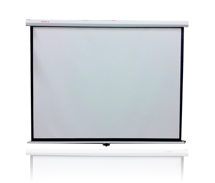 Factory outlets 100 inch 4 3 16 9 electric screen hd 3d for 100 inch motorized projector screen