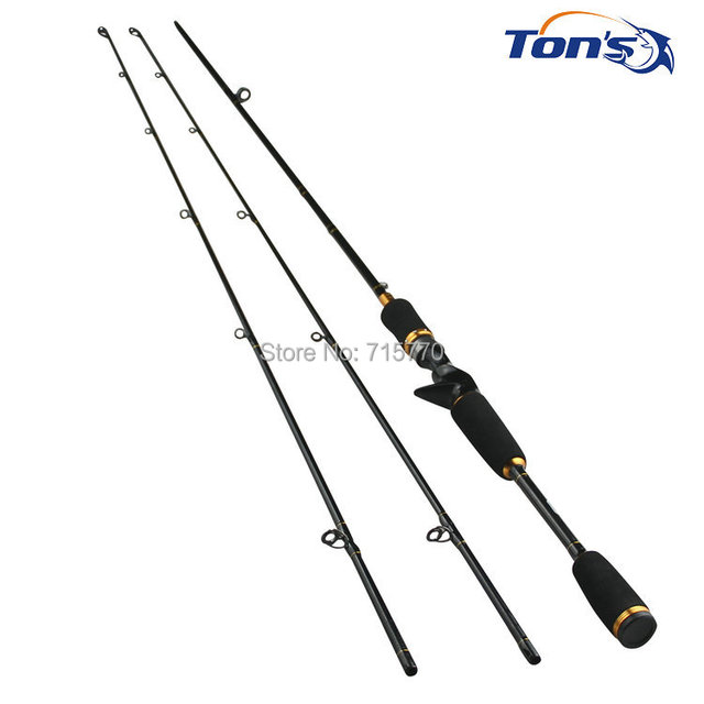 High Carbon Casting Fishing Rods 7' 2.10M Fishing Pole