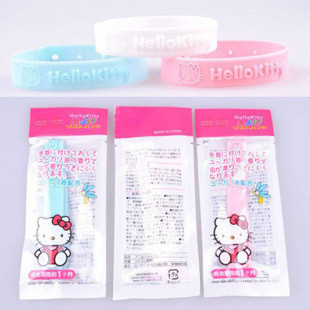 Book natural kt cat mosquito repellent strap bracelet mosquito child baby mosquito hand ring(China (Mainland))
