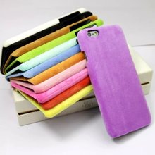 """New Warm Fuzzy Fur Soft Velvet Fluffy Back Case Cover for iPhone 6 4.7"""" 6Plus 5.5"""" fluffy Winter Phone Cover case(China (Mainland))"""