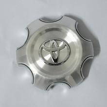 4pcs 140mm 95mm Silver Full Chrome Wheel center Hub Cap Alloy hubcaps Fit 2007-2013 Toyota Land Cruiser 4000 Prado 4.0L(China (Mainland))